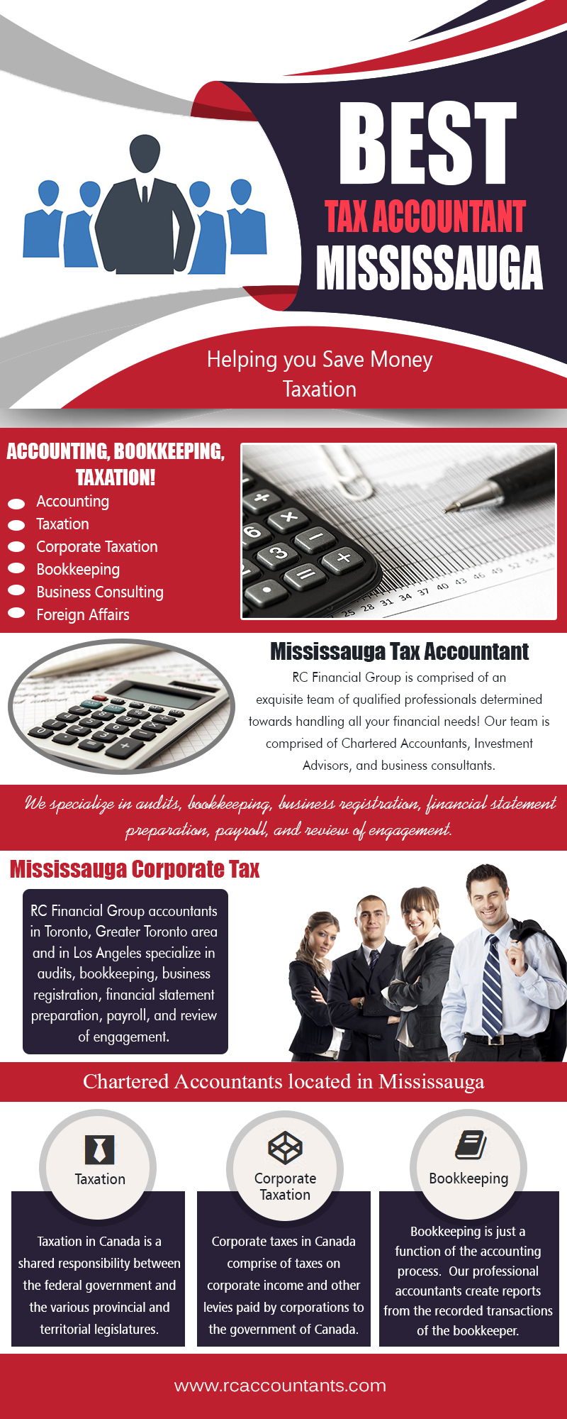 Best Tax Accountant Mississauga
