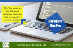 Buy Apple Mac Pro