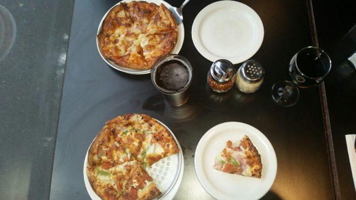 Calgary pizza