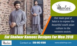 Eid Shalwar Kameez Designs For Men 2018 | https://salaishop.com/