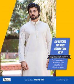 Eid special dresses collection 2018 | https://salaishop.com/