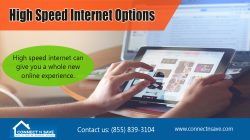 High Speed Internet Options (2) | http://connectnsave.com/