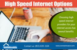 High Speed Internet Options | http://connectnsave.com/
