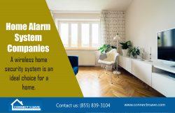 Home Alarm System Companies | http://connectnsave.com/