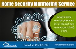 Home Security Monitoring Service | http://connectnsave.com/