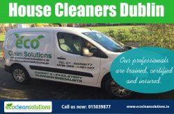 House Cleaners Dublin