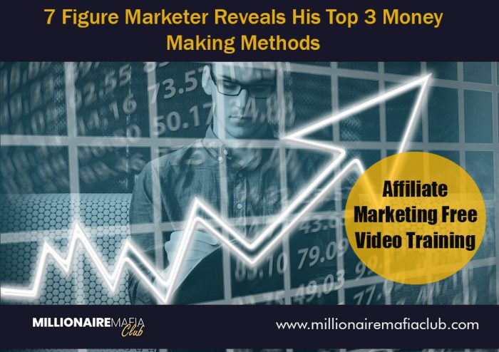 Affiliate Marketing Free Video Training