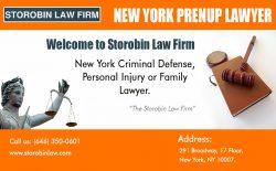 Manhattan Postnup Lawyer