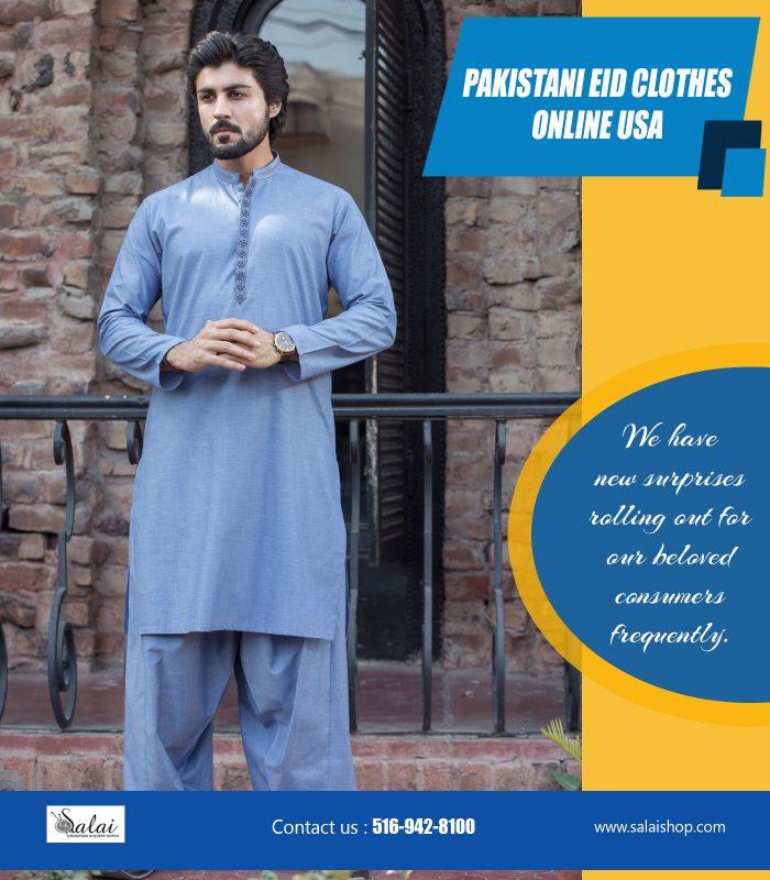 Pakistani Eid Clothes Online USA | https://salaishop.com/