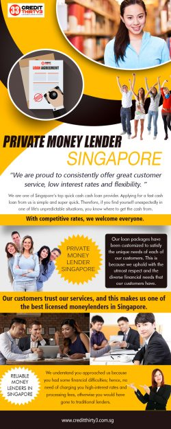 Private Money Lender Singapore (2) | https://www.creditthirty3.com.sg/