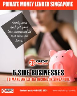 Private Money Lender Singapore | https://www.creditthirty3.com.sg/