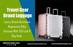 Travel Gear Brand Luggage | https://www.freedomtravelgear.com/
