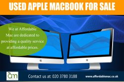 Used Apple Macbook For Sale