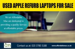 Used Apple Refurb Laptops For Sale