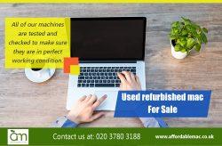Used refurbished mac ForSale
