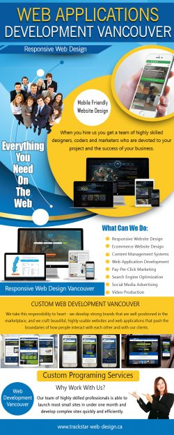 Web Applications Development Vancouver