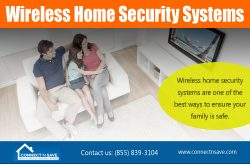 Wireless Home Security Systems | http://connectnsave.com/
