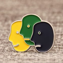 Countenance Lapel Pins