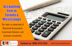 Accounting Firm in Toronto & Mississauga