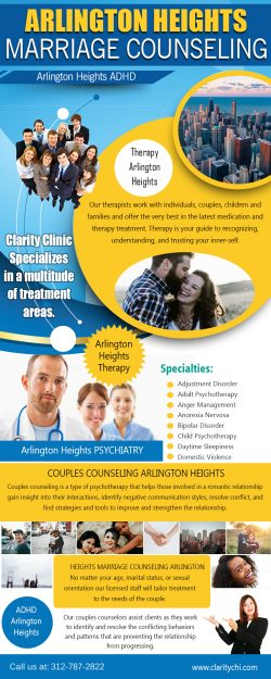 arlington heights Therapy – (847) 666-5339 – https://claritychi.com