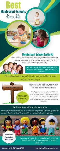 Best Montessori Schools Near me | springdalemontessori.com