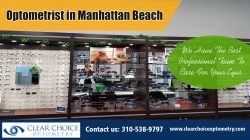 Optometrist Manhattan Beach