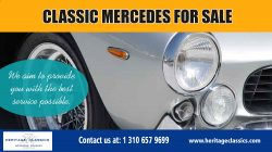 classic mercedes forsale