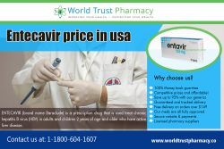 Entecavir Price In USA | worldtrustpharmacy.co