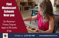 Find Montessori Schools Near you | springdalemontessori.com