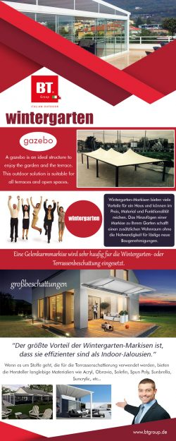 Gazebo | btgroup.de