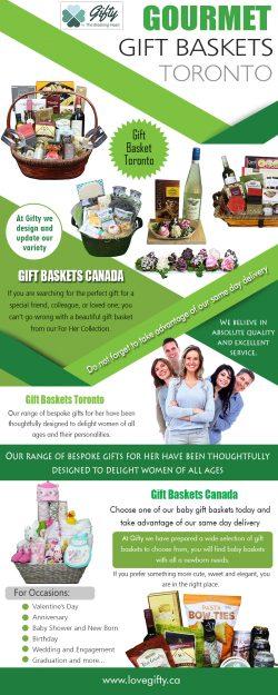 Gourmet Gift Baskets Toronto