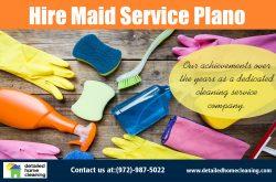 Hire Maid Service Plano