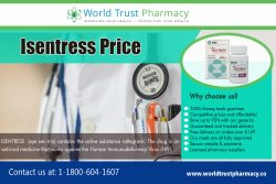 Isentress Price | worldtrustpharmacy.co