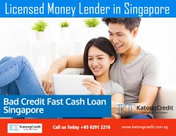 Licensed Money Lender in Singapore 2| 6562912210 | katongcredit.com.sg
