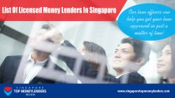 List Of Licensed Money Lenders In Singapore | singaporetopmoneylenders.com