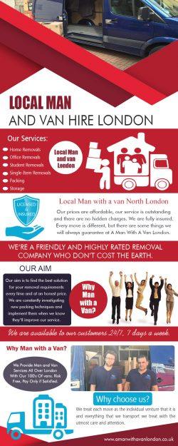 Local Man and van hire London https://www.amanwithavanlondon.co.uk/