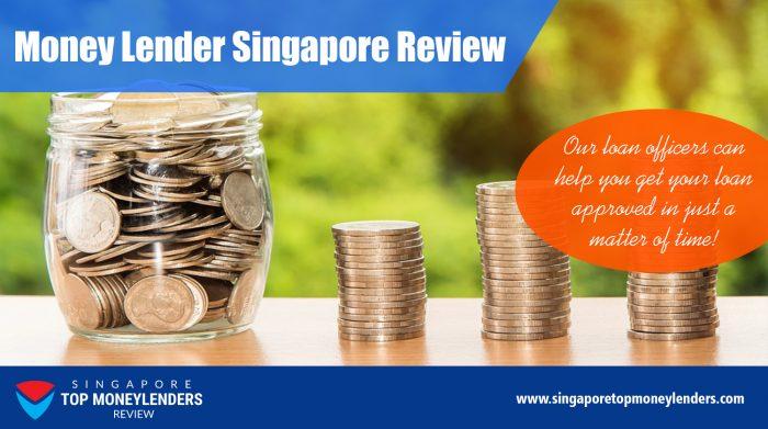 Money Lender Singapore Review   singaporetopmoneylenders.com