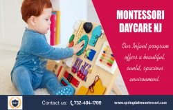 Montessori Daycare NJ | springdalemontessori.com