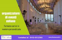 organizzatore di eventi milano