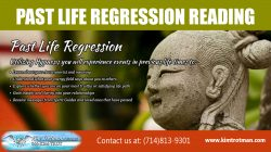 Past Life Regression reading