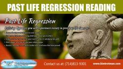 Past Life Regression reading
