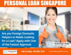 Personal Loan Singapore | 6562912210 | katongcredit.com.sg