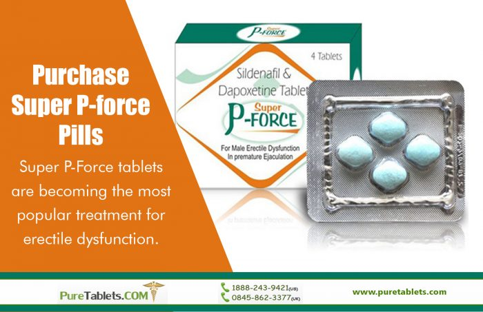 Purchase Super P-force pills