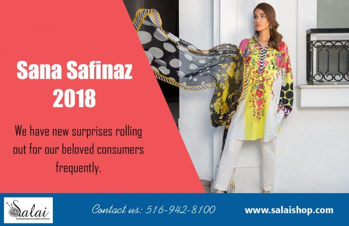 Sana Safinaz2018