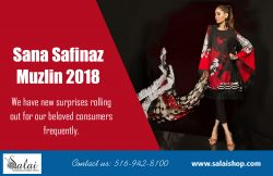 Sana Safinaz Muzlin2018