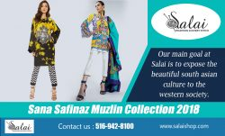 Sana Safinaz Muzlin Collection2018