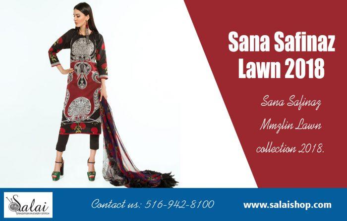 Sana SafinazLawn 2018