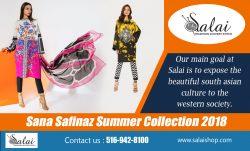 Sana SafinazSummer Collection 2018