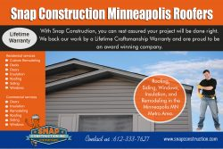 Snap Construction Minneapolis roofers