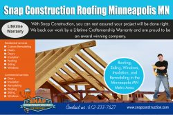 Snap Construction Roofing minneapolis mn